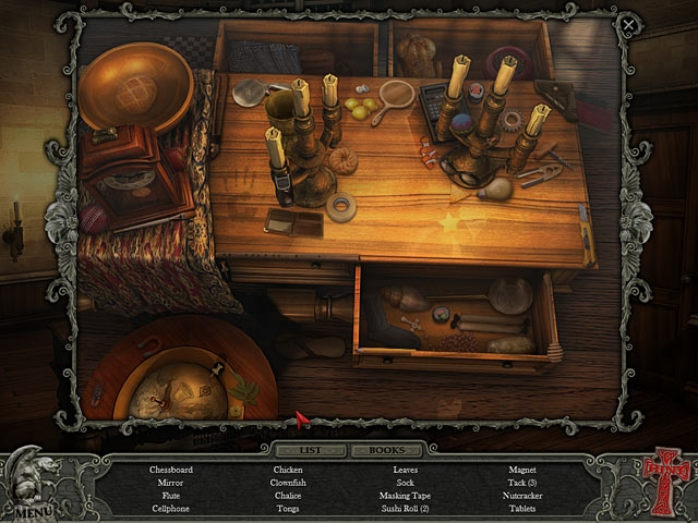 Hidden Mysteries: Vampire Secrets Screenshot