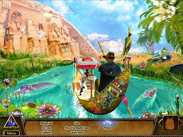 Hide & Secret 3: Pharaoh's Quest Screenshot