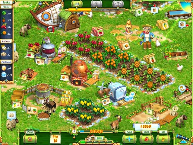Hobby Farm Screenshot
