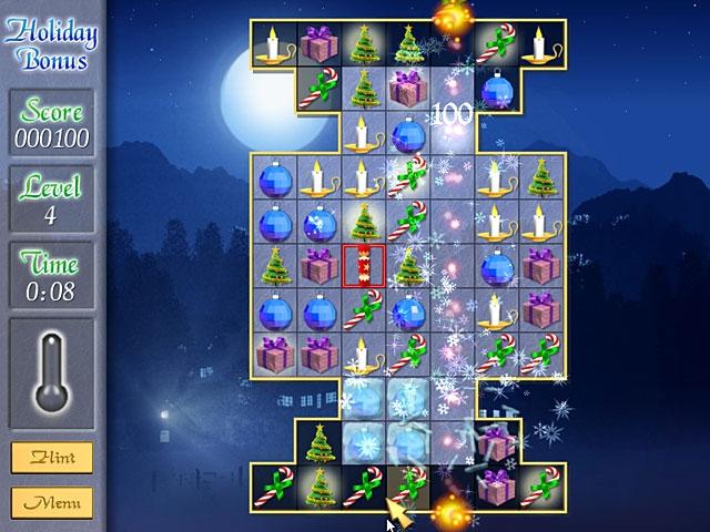 Holiday Bonus Screenshot