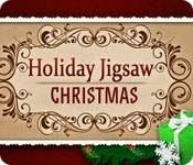 Holiday Jigsaw Christmas