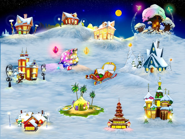 Holly: A Christmas Tale Screenshot