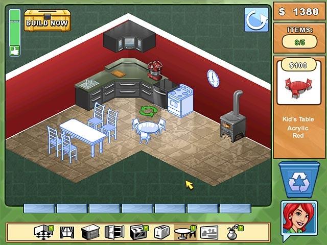 Home Sweet Home 2: Kitchens and Baths Screenshot