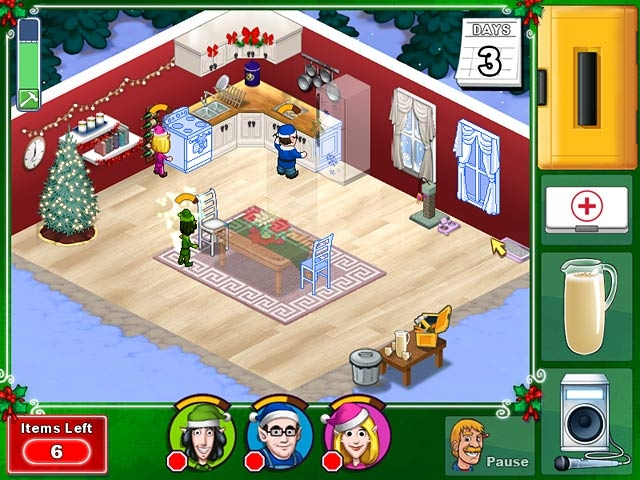 Home Sweet Home: Christmas Edition Screenshot