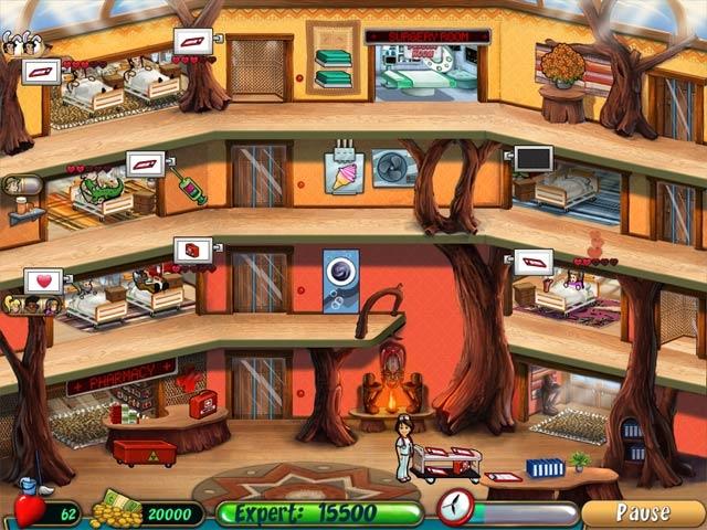 Hospital Haste Screenshot