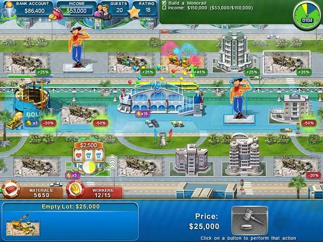 Hotel Mogul: Las Vegas Screenshot
