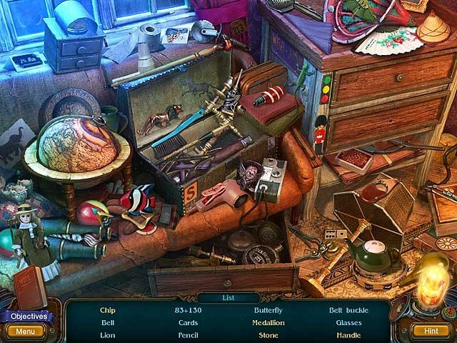 Howlville: The Dark Past Screenshot