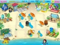 Huru Beach Party, screenshot #1