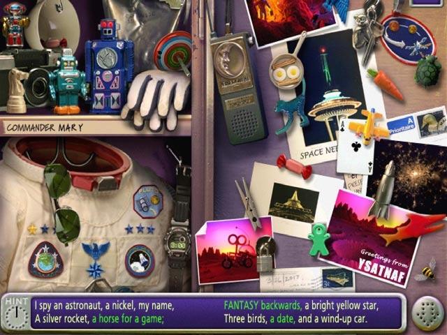 I Spy Fantasy Screenshot