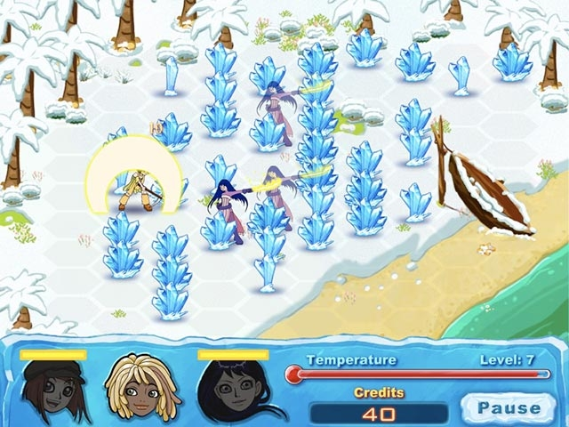 Ice Blast Screenshot