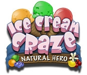 Ice Cream Craze: Natural Hero