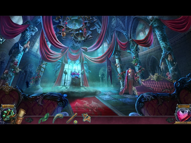 Immortal Love: Kiss of the Night Collector's Edition Screenshot