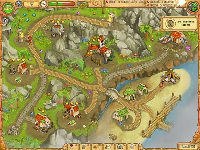 Island Tribe 3 Screenshot