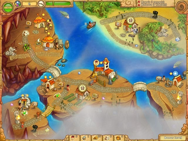 Island Tribe 5 Screenshot