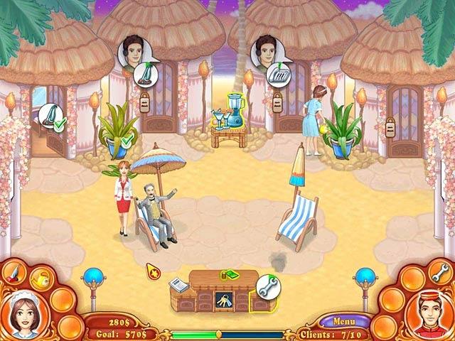 Jane`s Hotel: Family Hero Screenshot