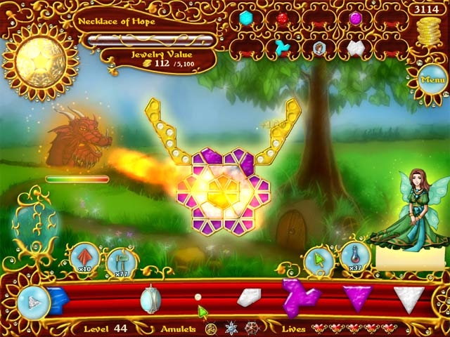 Jewel Charm Screenshot