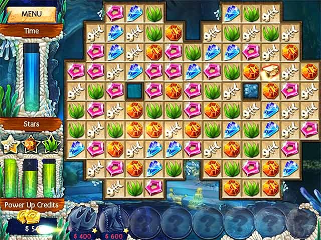 Jewel Legends: Atlantis Screenshot