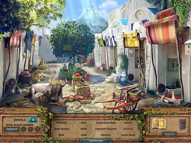 Jewel Quest Mysteries: The Seventh Gate Screenshot
