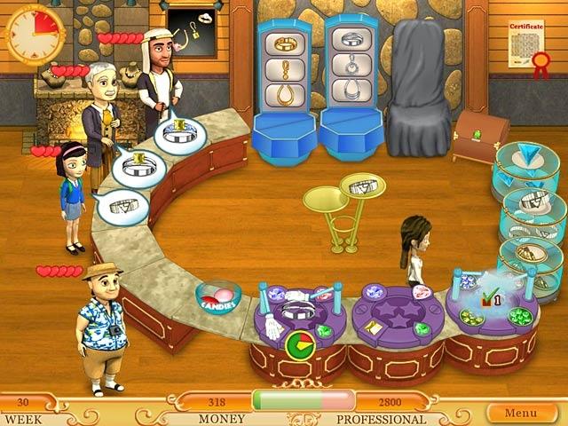 Jewelleria Screenshot