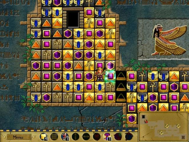 Jewels of Cleopatra Screenshot