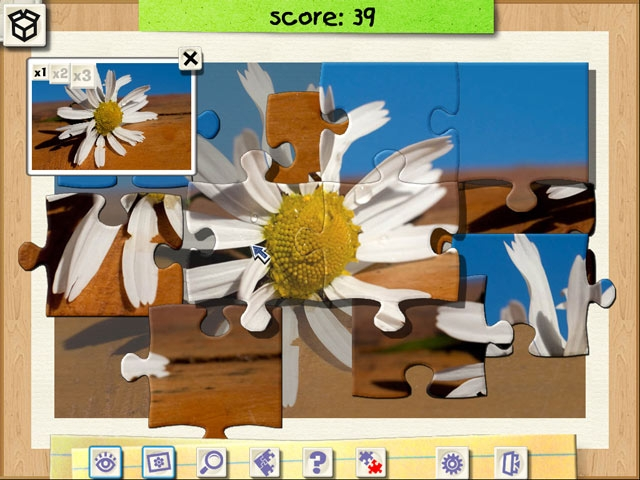 Jigsaw Boom 2 Screenshot