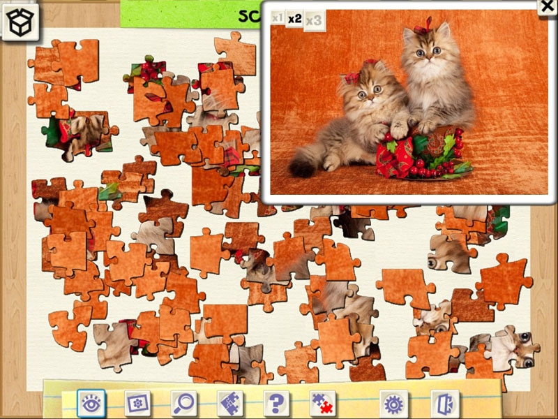 Jigsaw Boom Screenshot