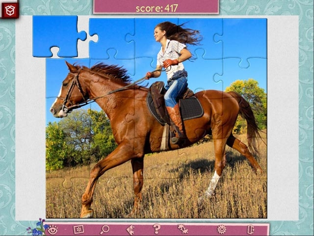 Jigsaw Puzzle Women's Day Screenshot