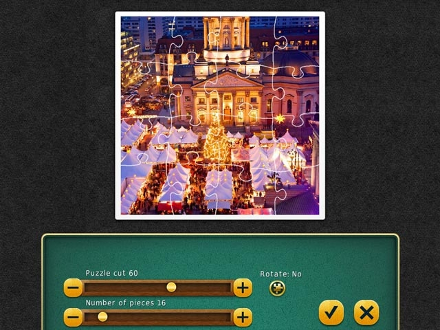 Jigsaw World Tour 4 Screenshot