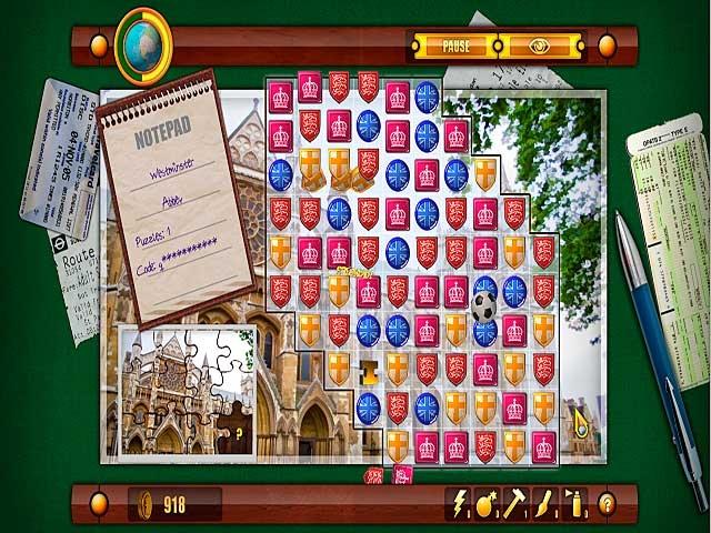 Julia's Quest: United Kingdom Screenshot