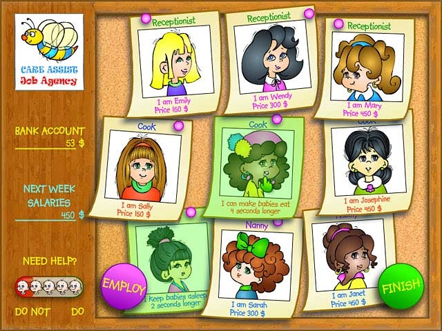 Kindergarten Screenshot