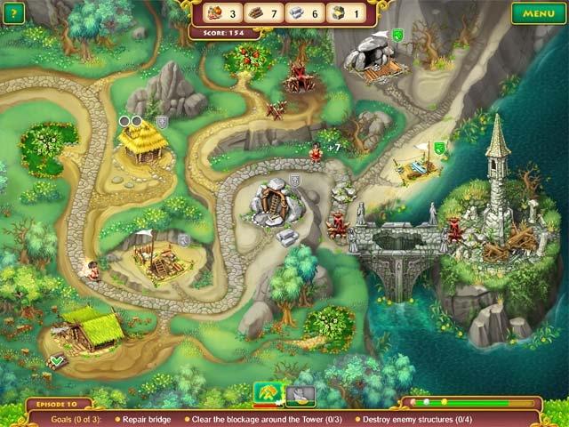 Kingdom Chronicles Collector's Edition Screenshot