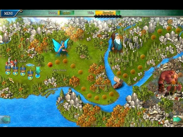Kingdom Tales Screenshot