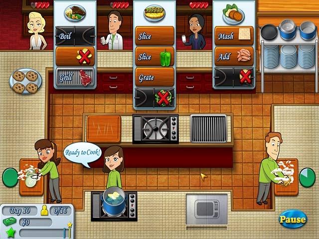 Kitchen Brigade Screenshot