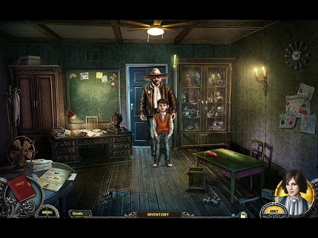 Kronville: Stolen Dreams Screenshot