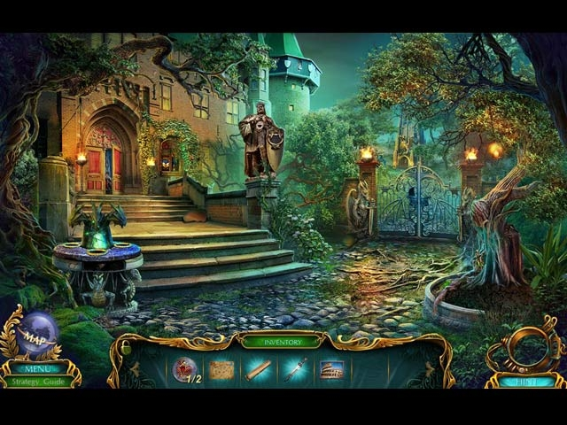 Labyrinths of the World: Changing the Past Collector's Edition Screenshot