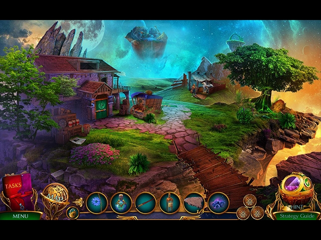 Labyrinths of the World: Lost Island Collector's Edition Screenshot