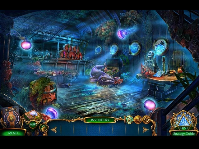 Labyrinths of the World: The Devil's Tower Collector's Edition Screenshot