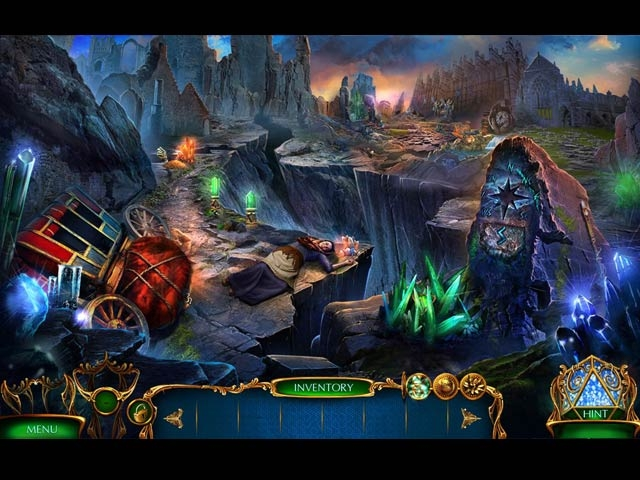 Labyrinths of the World: The Devil's Tower Screenshot