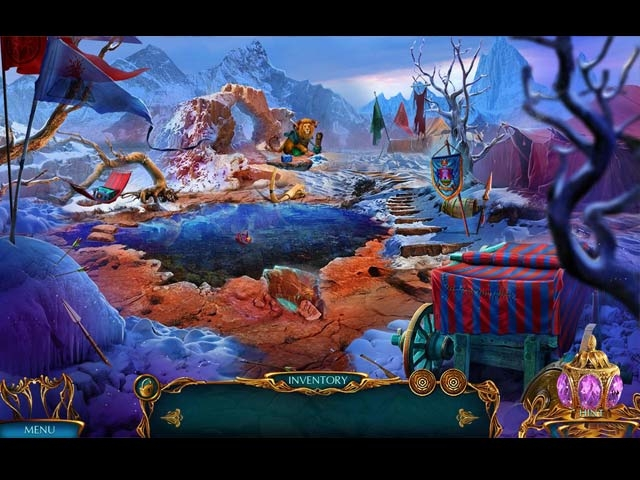 Labyrinths of the World: When Worlds Collide Screenshot