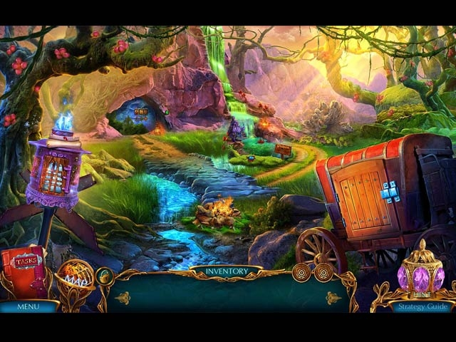 Labyrinths of the World: When Worlds Collide Collector's Edition Screenshot