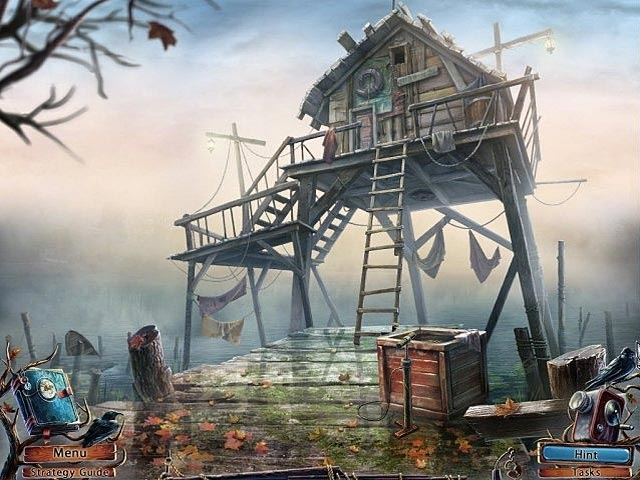 Lake House: Children of Silence Collector's Edition Screenshot