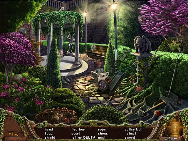 Lara Gates: The Lost Talisman Screenshot
