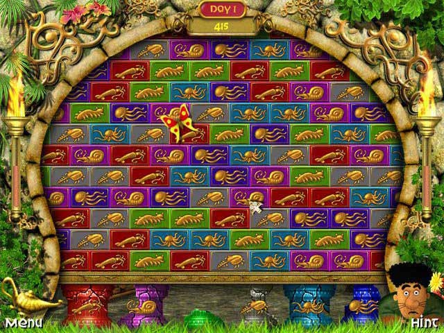 Legend of Ali Baba Screenshot