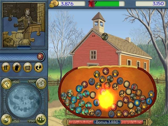 The Legend of Sleepy Hollow: Jar of Marbles III Screenshot