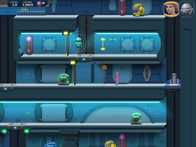 Little Space Duo Screenshot
