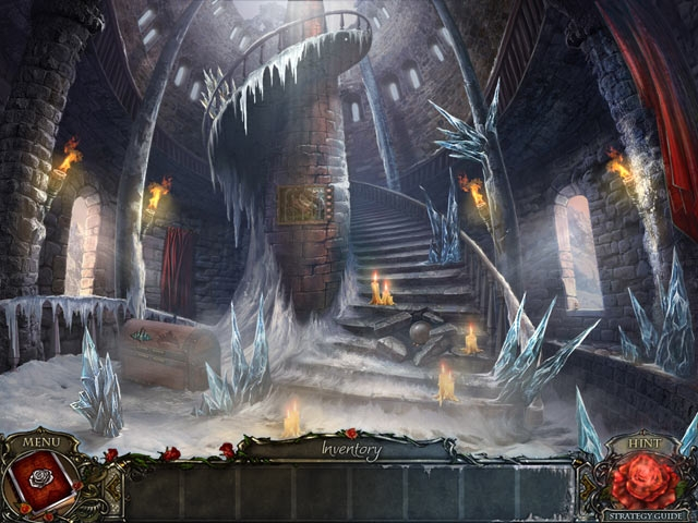Living Legends: Ice Rose Screenshot