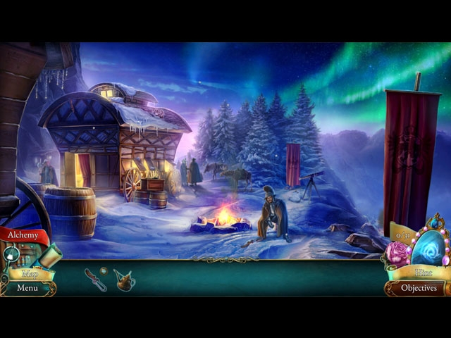 Lost Grimoires 2: Shard of Mystery Collector's Edition Screenshot