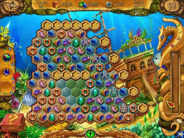 Lost in Reefs Screenshot