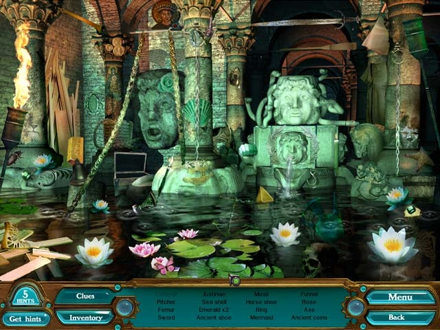 Lost Realms: The Curse of Babylon Screenshot