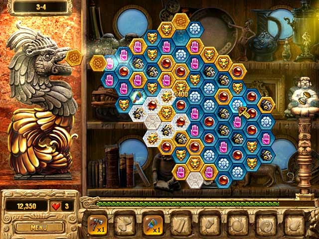 Lost Treasures of El Dorado Screenshot